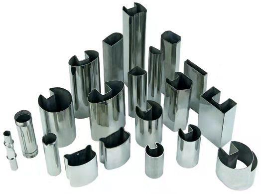 靖江不锈钢方形单槽管