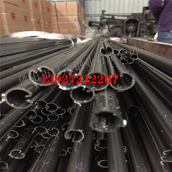 光泽县不锈钢异形半圆管