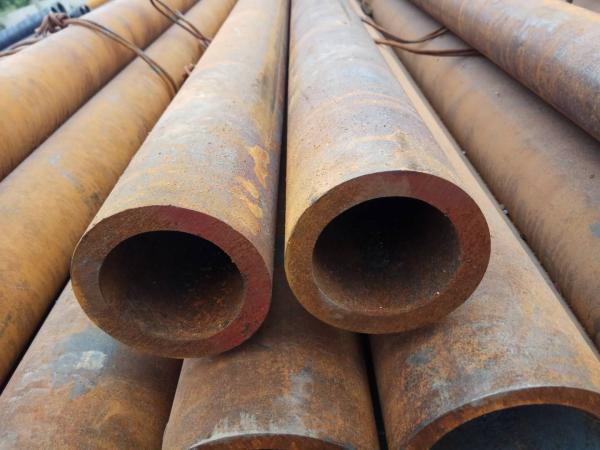 无缝钢管精密管合金管黑河精密钢管厂家