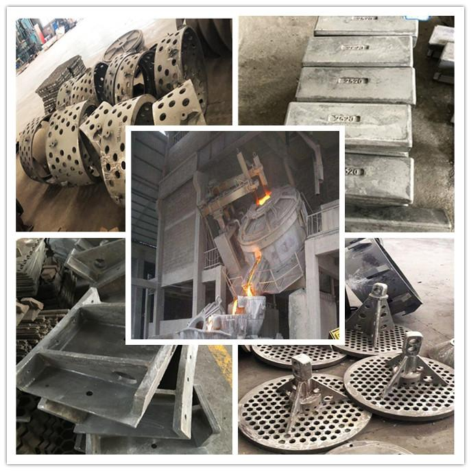 35Cr24Ni7SiN热处理工装耐热铸件厂家