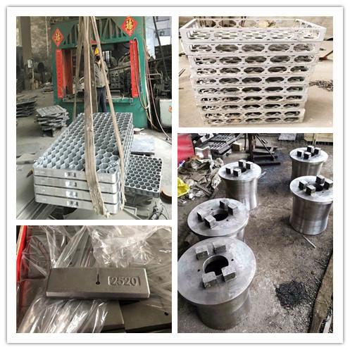 ZGCr25Ni20炉底板、炉罐耐高温铸件厂家