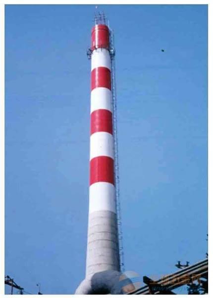 山西烟囱美化刷航标欢迎来电:18252221508