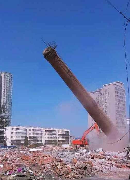 重庆烟囱拆除欢迎来电:18252221508