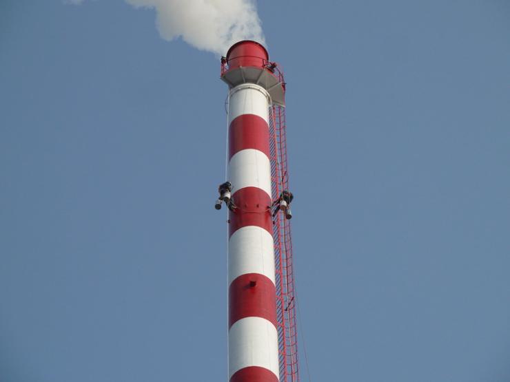 上海烟囱美化刷航标欢迎来电:18252221508