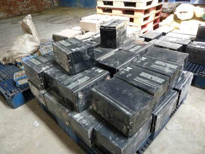 广州废旧工厂设备回收