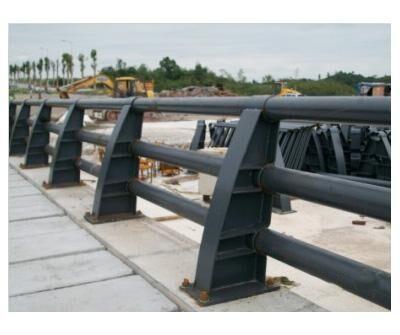 宜宾桥梁防撞护栏供应商