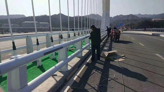 马鞍山桥梁防撞护栏批发商