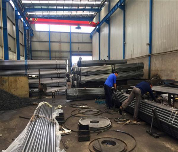 冷轧精密钢管厂管