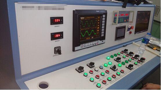 白山高壓變頻器保養