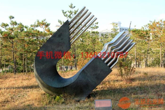 不锈钢大学雕塑制作厂家
