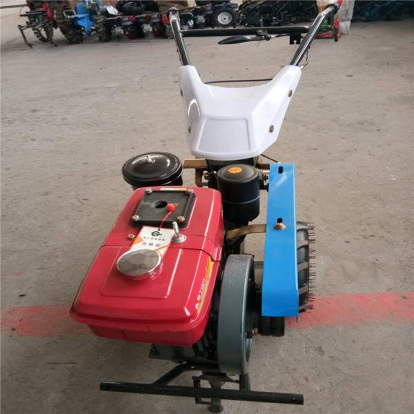白山风冷式柴油动力耕地机 现货供应