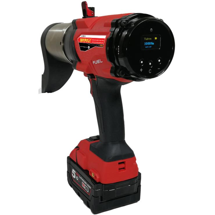 六安充电式电动定扭扳手工作原理