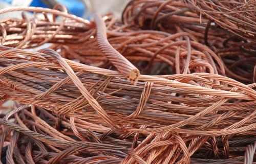 深圳长期回收倒闭工厂废料松岗黄铜回收处理