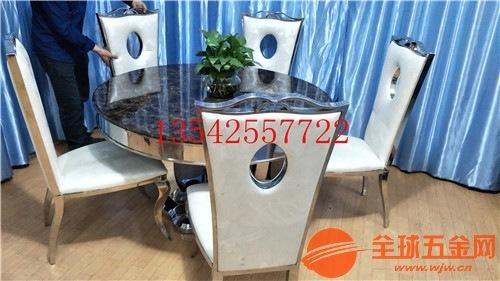 惠州不锈钢餐桌椅出厂直销无中间商差价