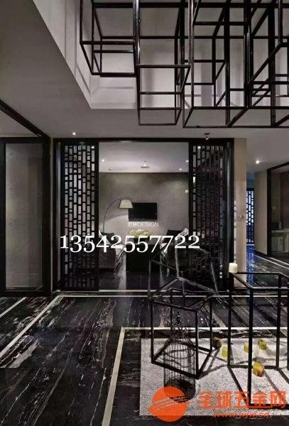 梅州茶艺社不锈钢屏风工厂直销价格合理