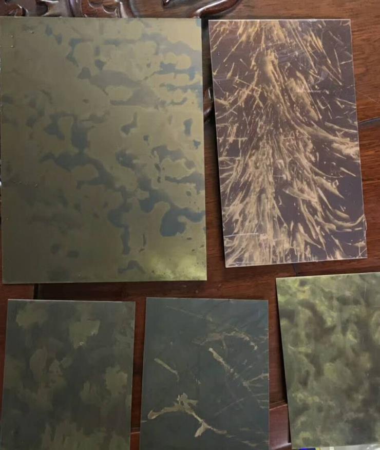 榆林彩色不銹鋼板大量現貨質量穩定