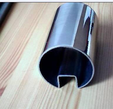 五家渠不锈钢凹槽管加工