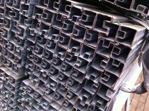 大庆不锈钢凹槽管厂家