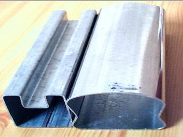 金坛不锈钢凹槽管价格