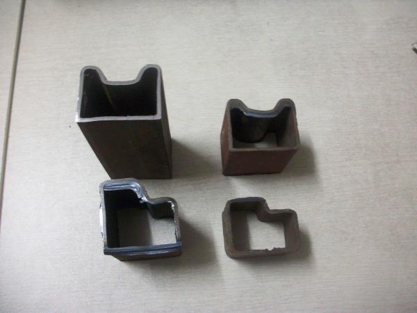 西安不锈钢凹槽管加工