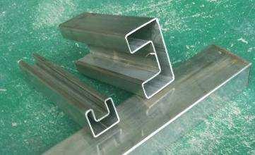 望都縣不銹鋼凹槽管規格