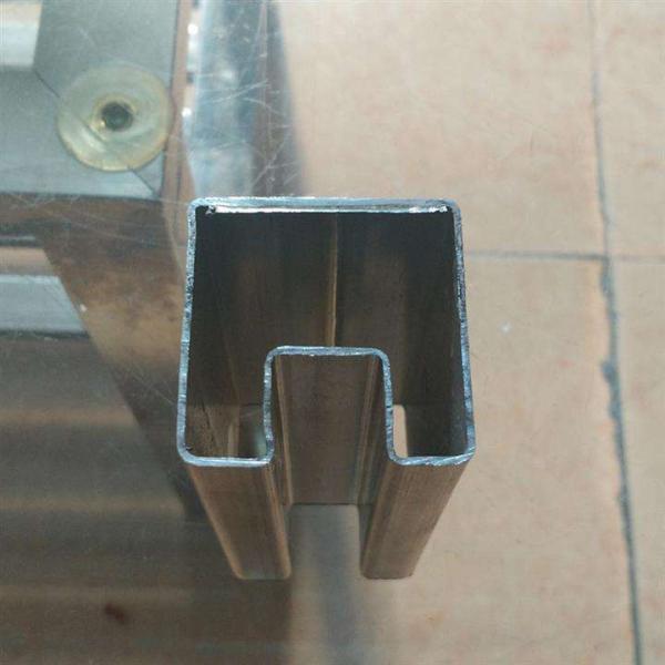 重慶不銹鋼凹槽管加工