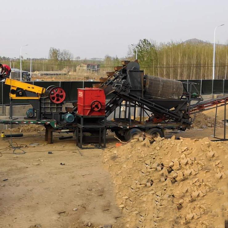 固原石子粉碎机潍坊矿山设备厂家直销