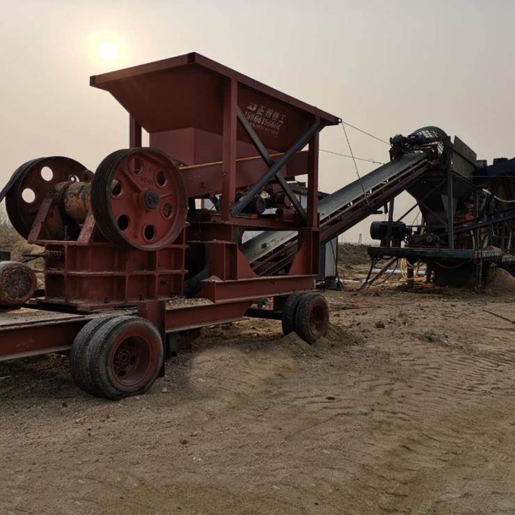 合肥花岗岩破碎机潍坊矿山设备厂家直销