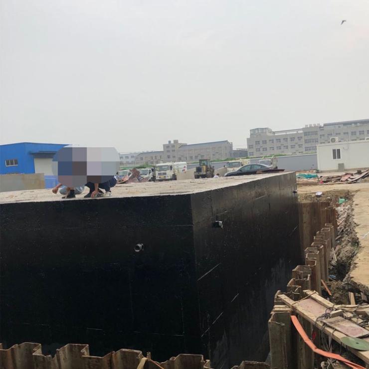 新农村城镇小区生活污水处理设备一体化经济型防堵塞装置