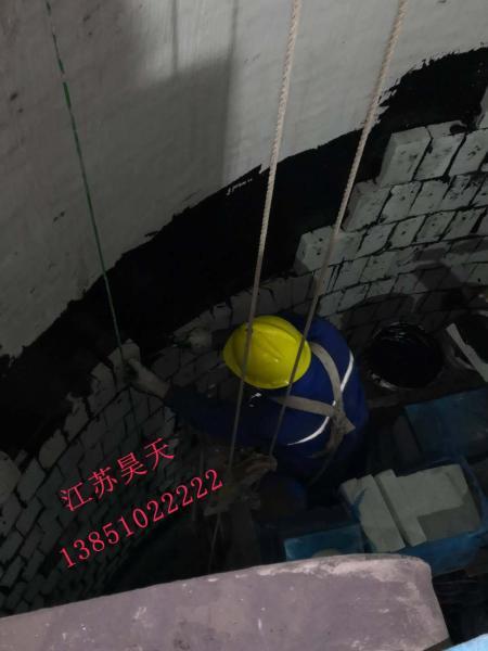 献县钢结构烟囱防腐工程公司