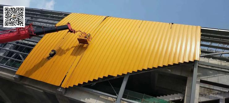 哈尔滨开口楼承板高性价普乐士钢业