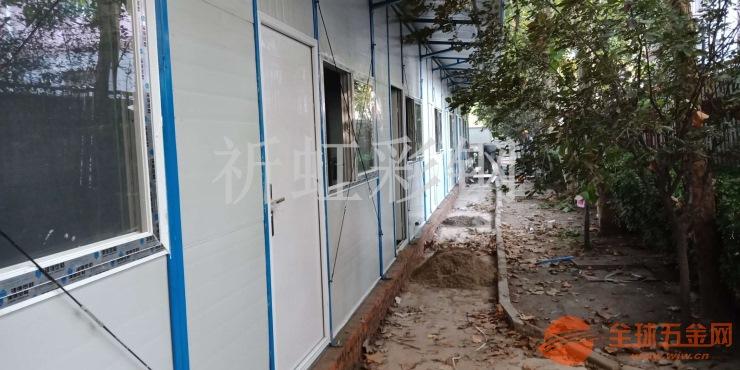 山西大同复合板活动房新荣区环保围挡