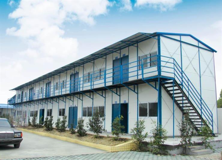 山东青岛专业制作彩钢活动房品质保证低价批发