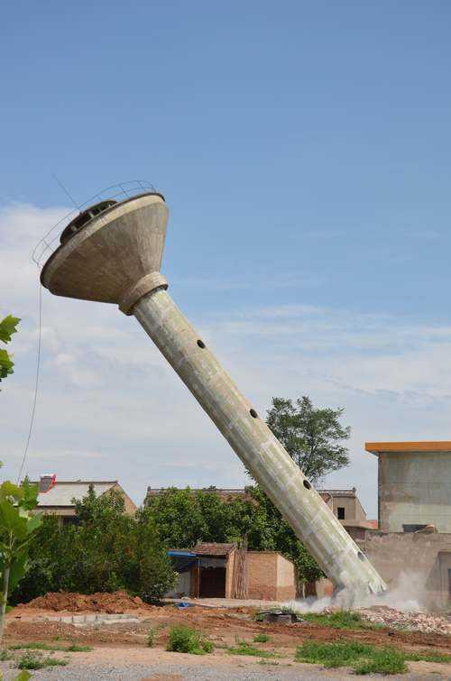 海南省鋼煙囪拆除單位