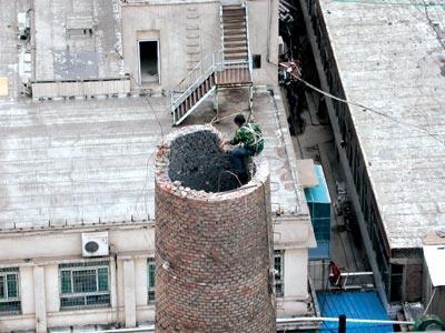 安徽淮南水塔專業拆除單位