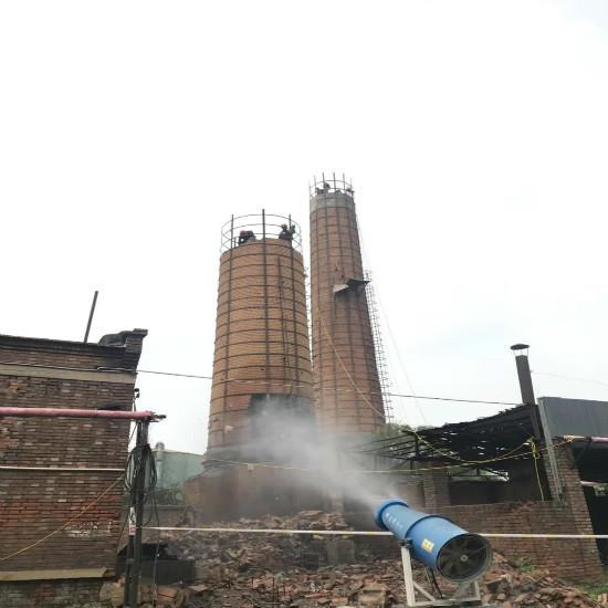 河北省承德市水泥烟囱拆除公司