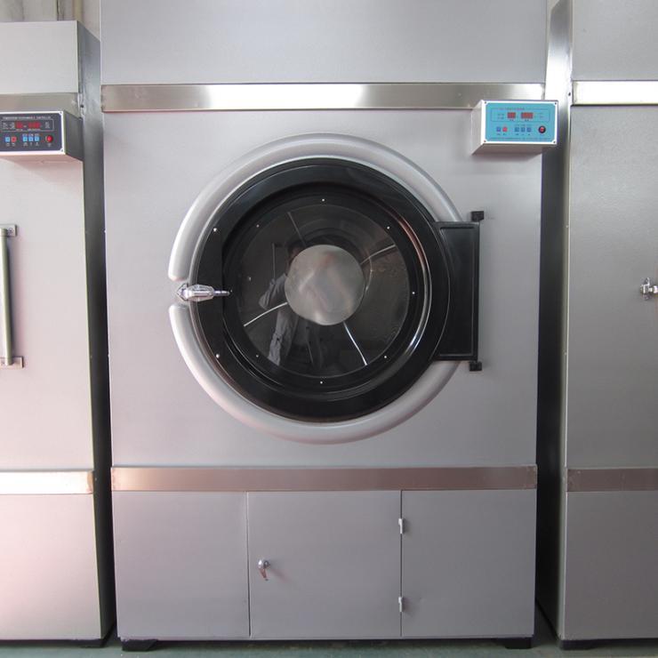 用心惠子全自動洗脫機酒店床單折疊機用心牌布草清洗設備
