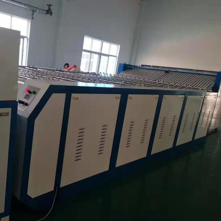 大型水洗機大型布草熨燙大燙機洗床單機器廠家