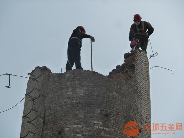 花垣县烟囱拆除工程承包