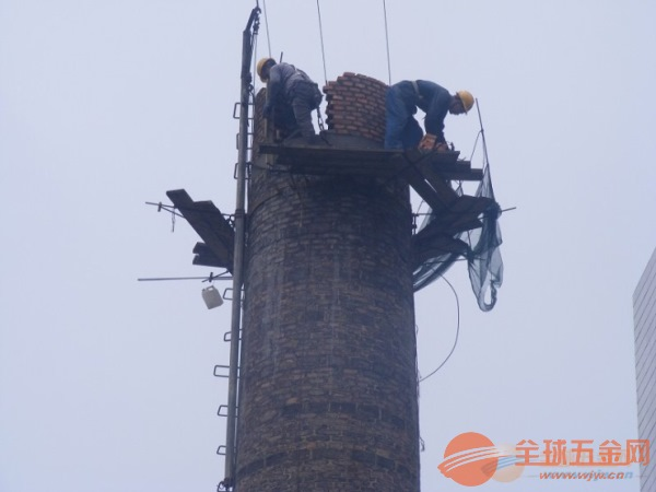 保靖县烟囱维修工程承包