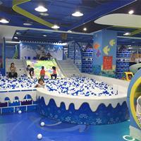 神童游乐专业儿童乐园订制设计规划生产