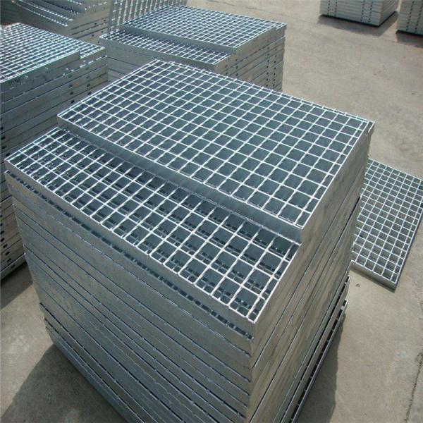 钢结构平台格栅板|冠成热镀锌格栅板厂家现货