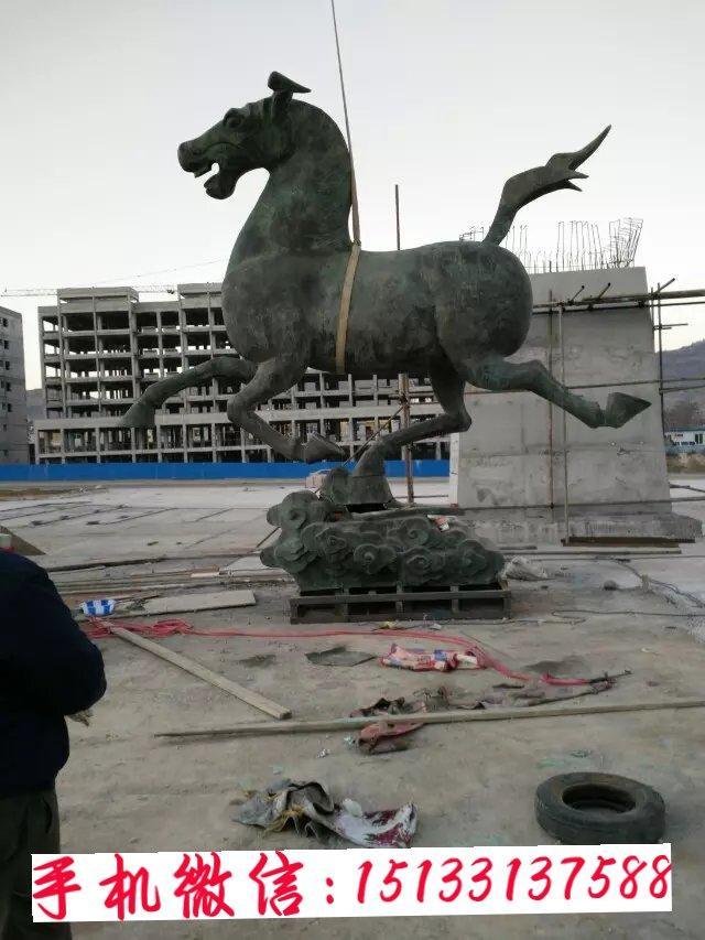 马踏飞燕铜雕塑知名厂家推荐 制作