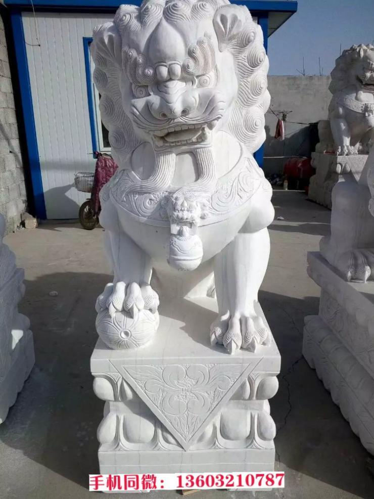 石狮子 大门口石狮子 石狮子价格