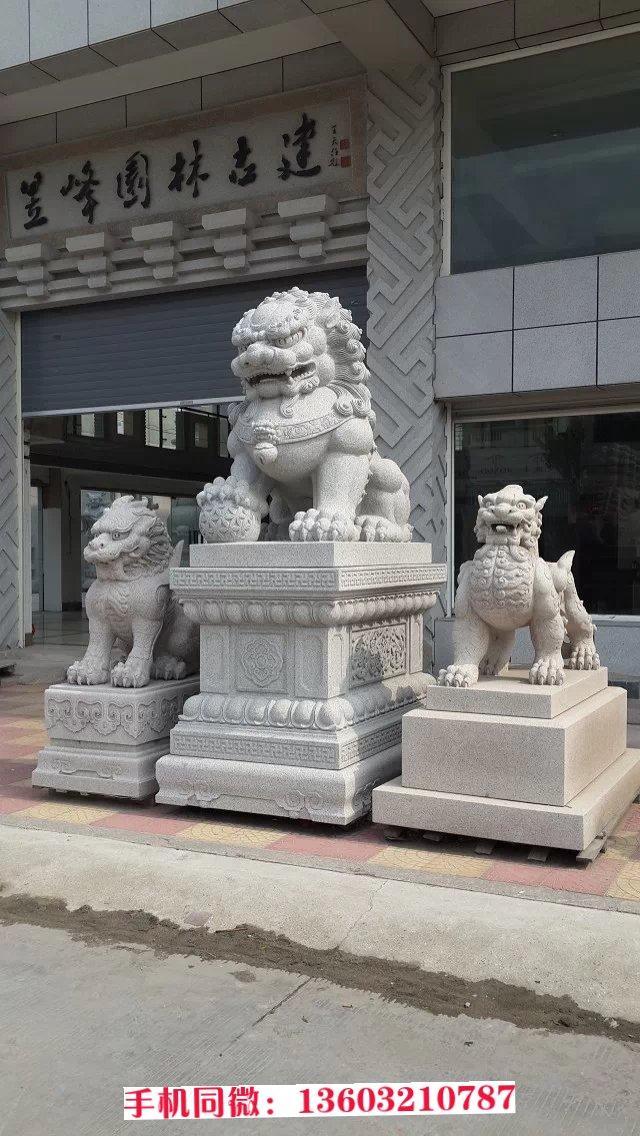 石狮子摆件 石狮子价格 石狮子生产厂家