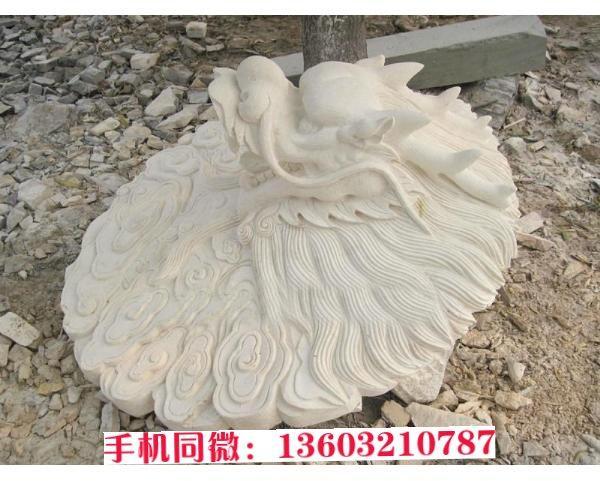 厂家直销龙头喷水石雕 石雕龙头制作厂家