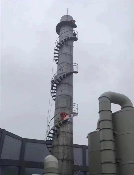汉中哪里有烟囱防腐公司