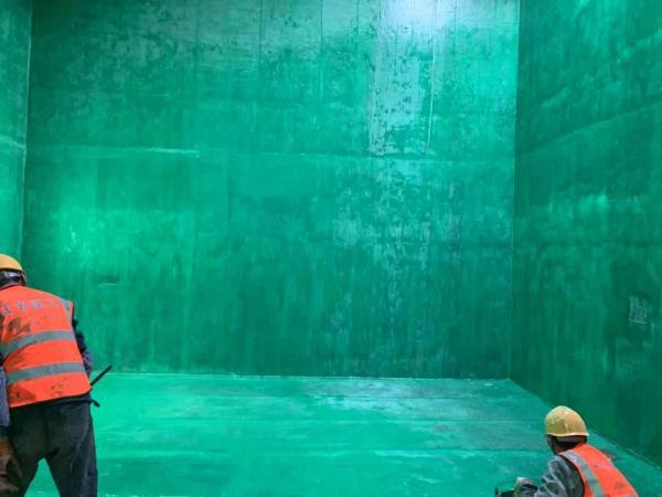 通化水池玻璃钢防腐供应商