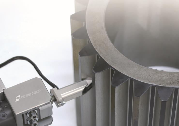 便携式齿轮磨削烧伤检测仪