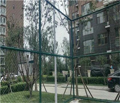 编制式球场围网产品结构 编制式球场围网场产品说明